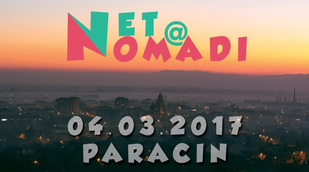 Projekat organizovanja IT konferencije NetNomadi
