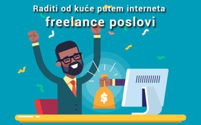 BESPLATNA radionica – Raditi od kuće putem interneta freelance poslovi