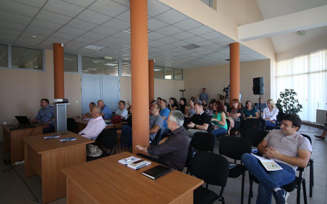 Održana besplatna edukacija za preduzetnike u Kruševcu